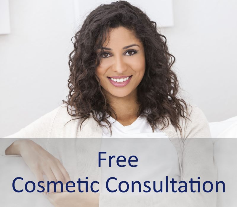 Free Cosmetic Consultation