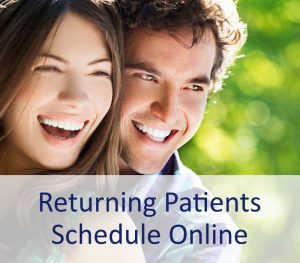 returning patients schedule online