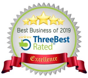 Three Best Rated Business Award