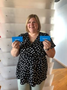 2019 Q3 Drawing Winner Susan